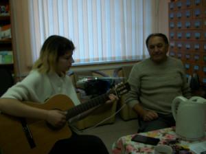 Настя и Лобач