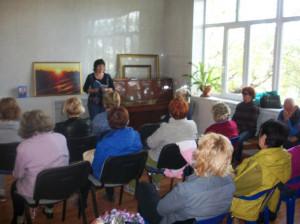 Представление книги в Ставрополе