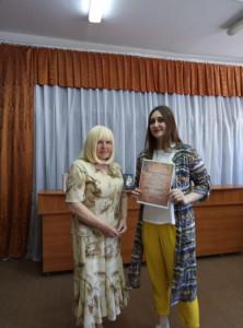 Наталья Очкова